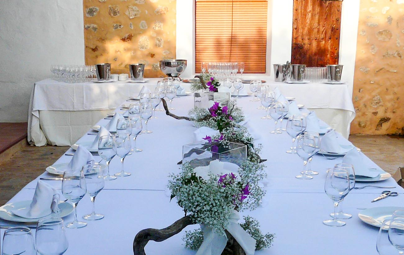 Ibiza Caterer pictures · Weddings · Parties · Openings · Presentations · Inaugurations · Events · Private dinner · Private party · Ibiza Caterer · Serveis Culinaris